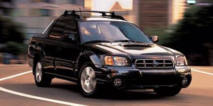 2004-2006 Subaru Baja Turbo