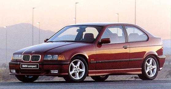 1995-1999 BMW 318ti