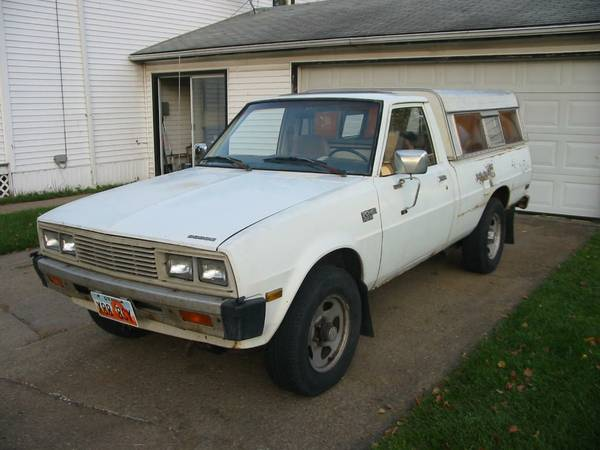 Car you should buy: 1984 Dodge D-50 Power Ram