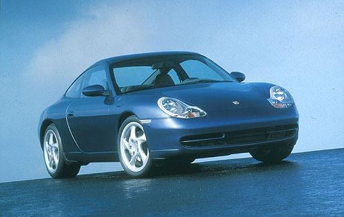 1999-2004 Porsche 911 (996)