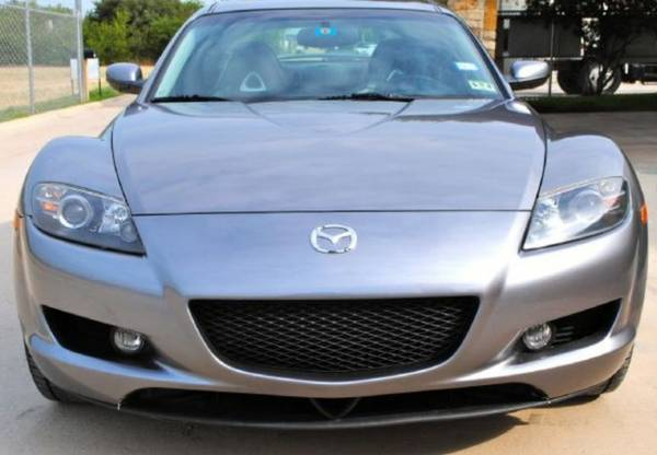 Car you should buy: Mazda RX-8