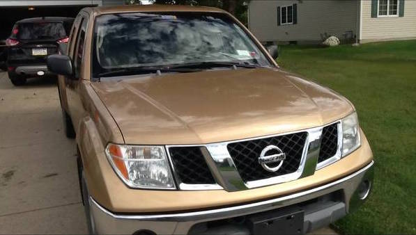 Car you should buy: 2005 Nissan Frontier 4×4 Manual transmission