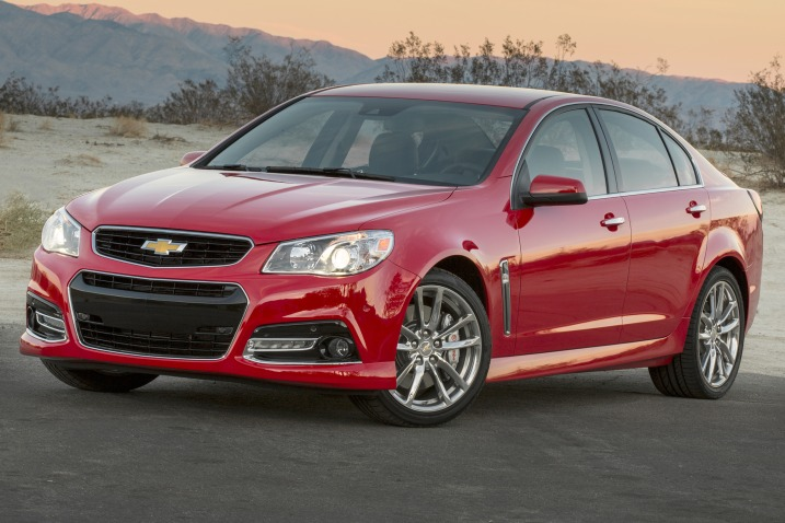 If you hate depreciation, go buy a Used Chevy SS.